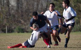 Trial Jugadores M-16 en Regatas Bella Vista