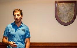 Nueva charla de Santiago Gomez Cora en la URBA