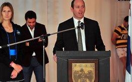 El vicepresidente de la URBA, Gustavo Cohen, hablo sobre la suspension del Torneo Argentino