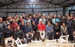 Fortalecimiento de clubes en Atletico y Progreso de Brandsen