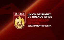 Fixtures de los Torneos URBA 2018