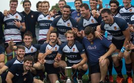 Buenos Aires tricampeon invicto del Torneo Argentino