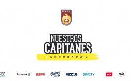 Temporada #2 #Nuestros Capitanes