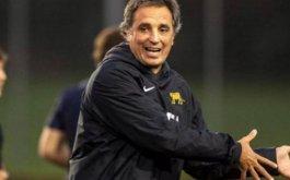Clinica de German Fernandez y Martin Gaitan para entrenadores de la URBA
