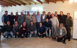 Jornada de fortalecimiento de clubes en Zarate