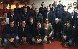 Segunda jornada de fortalecimiento de clubes en Monte Grande