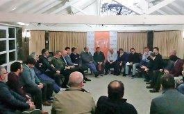 Reunion de fortalecimiento de Clubes en St Brendans