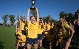 La Plata Campeon del Rugby Femenino