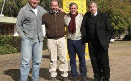 Reunion de Presidentes en La Plata