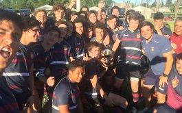 Buenos Aires Desarrollo M16 campeon en Pergamino