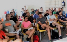 Curso de Entrenadores de Rugby Nivel III URBA ZURICH 2018