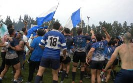 UNLP Campeon del Top 8 del Rugby Universitario