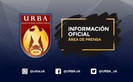 Fixtures de los torneos de la URBA 2019