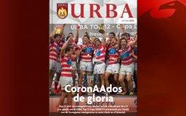 Revista Anuario URBA 2018