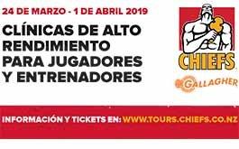JORNADAS DE COACHING DE LOS CHIEFS