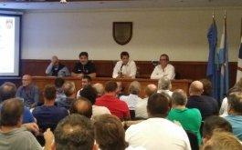 Reunion Torneo de Divisiones Juveniles URBA 2019