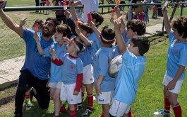 Implementacion de Reglamento de Rugby Infantil 2019