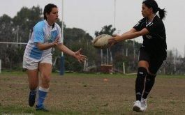 Clinica de Difusion de Rugby Femenino