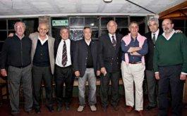 Reunion de autoridades Nacionales en Los Tilos