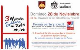 3a. Maraton Solidaria del Rugby