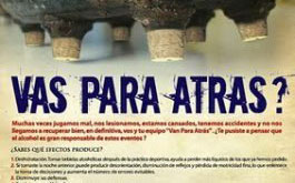CAMPANA DE LA URBA: VAS PARA ATRAS?