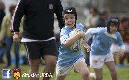 Imagenes del Nine de Rugby Infantil en Facebook