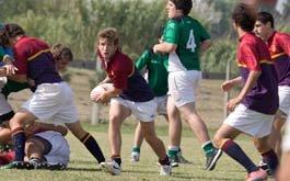 Encuentros de Rugby Colegial 2011