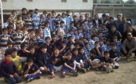 Rugby Solidario en San Martin