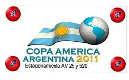 Copa America 2011 – Estacionamiento en el Club San Luis