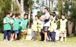 Rugby en el Parque Sarmiento
