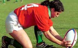 Encuentro de Rugby Femenino