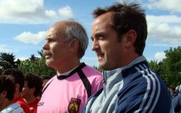 Arbitros para semifinales de  la Copa Volkswagen presentada por Claro