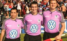 Francisco Pastrana sera el arbitro para la final del URBA Top 14