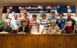 Presentacion de las finales de la URBA