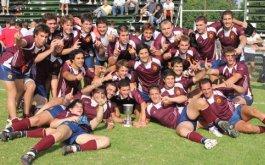 Buenos Aires Campeon juvenil en M-19 y subcampeon en M-18