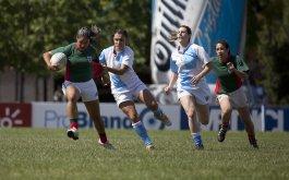 Rugby Femenino en Newman