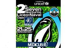 II Seven nocturno de Liceo Naval