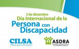 Dia Internacional de la persona con discapacidad