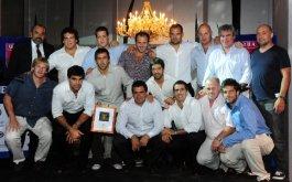 Cena fin de temporada URBA 2011