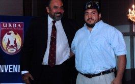 Gonzalez Bravo distinguido con el CAP 2011 de la URBA