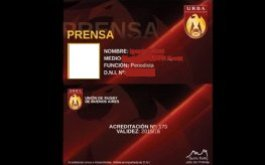 PROCEDIMIENTO FINALIZADO para acreditaciones URBA 2015/16