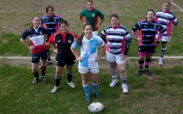 Clinica de Rugby Femenino