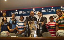 La URBA presento la Copa DIRECTV