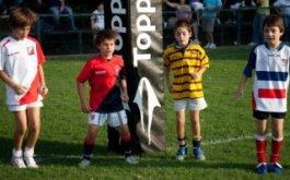 Modificaciones Reglamento Rugby Infantil 2012