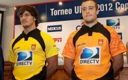 Referees 2a. fecha Copa DIRECTV, juveniles y M-22