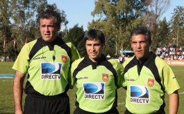Arbitros 8a. Fecha Torneo URBA COPA DIRECTV