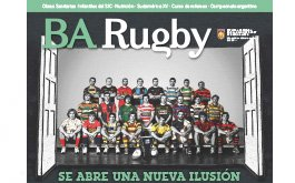 Revista BA Rugby Nro. 15