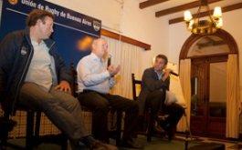 Graham Henry cautivo a los clubes de la URBA