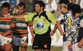Arbitros 9a. fecha Torneo URBA Copa DIRECTV