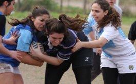 Nueva fecha del rugby femenino